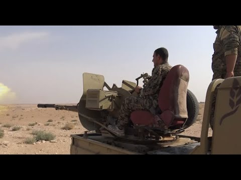 أخبار عربية | قوات #سوريا_الديمقراطية تتقدم في ريف #دير_الزور  - نشر قبل 2 ساعة
