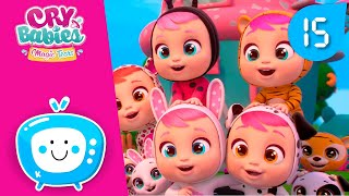 Сборник 15мин.! 😎 Младенцы CRY BABIES 💧 MAGIC TEARS 💕 Детский мультфильм