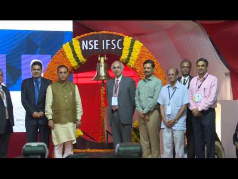 After BSE, NSE also launches its global exchange at GIFT city in Gujarat