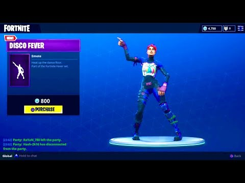 Ranking All Fortnite Dances Emotes Best To Worst