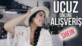 UCUZ ONLINE ALIŞVERİŞ!!!   SHEIN.COM   Kıyafet Denemeleri ve Yorumları