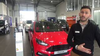 Les tutos de Berbi : La Ford Focus ST