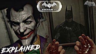 Batman Arkham VR ENDING EXPLAINED!