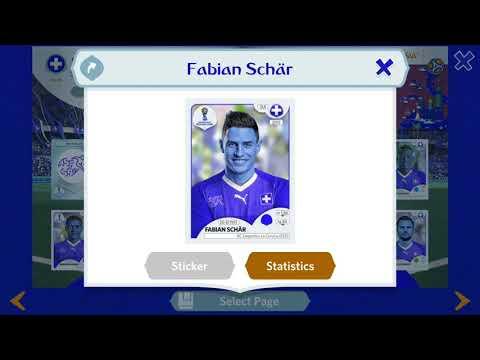 Panini FIFA 2018 World Cup Online Sticker Album