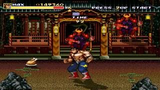 Streets of Rage Remake (v5.1) (PC) Route 3 (Mania) (Max) Walkthrough