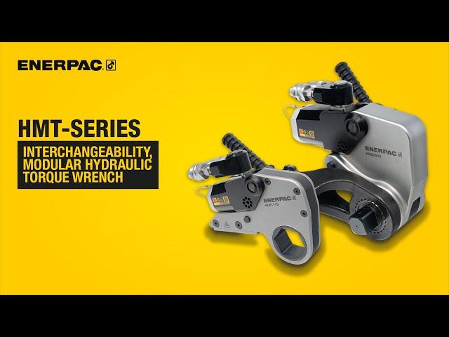 Interchangeability, Modular Hydraulic Torque Wrench - HMT-Series | Enerpac