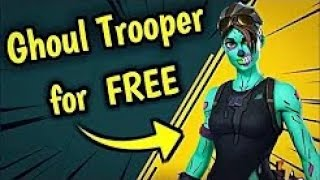 OMG LEGIT Buying Ghoul Trooper Account I ATSHOPIOSHOPPYGG Ifortnite account shop  hd