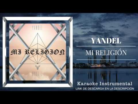 MI RELIGION - YANDEL (KARAOKE - INSTRUMENTAL - MULTITRACK) 180