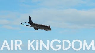 ROBLOX | Air Kingdom ERJ flight