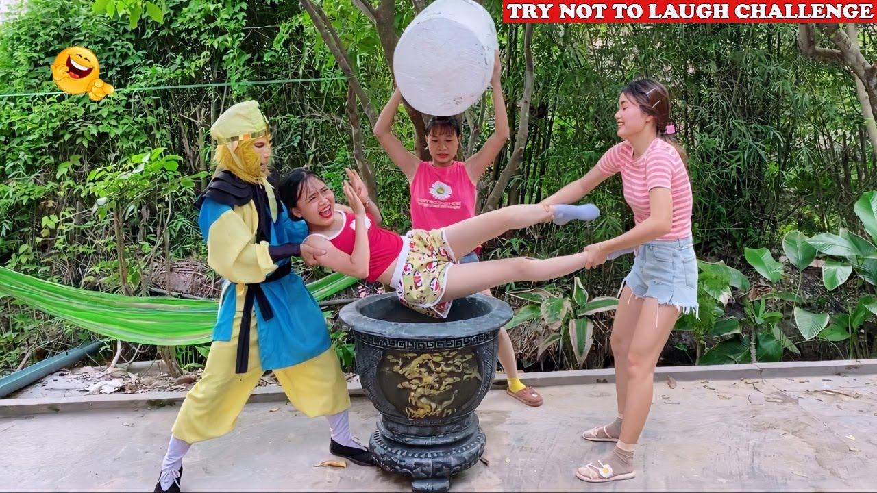 Try Not To Laugh ? New Funny Videos 2020 - Episode 82 | Sun Wukong