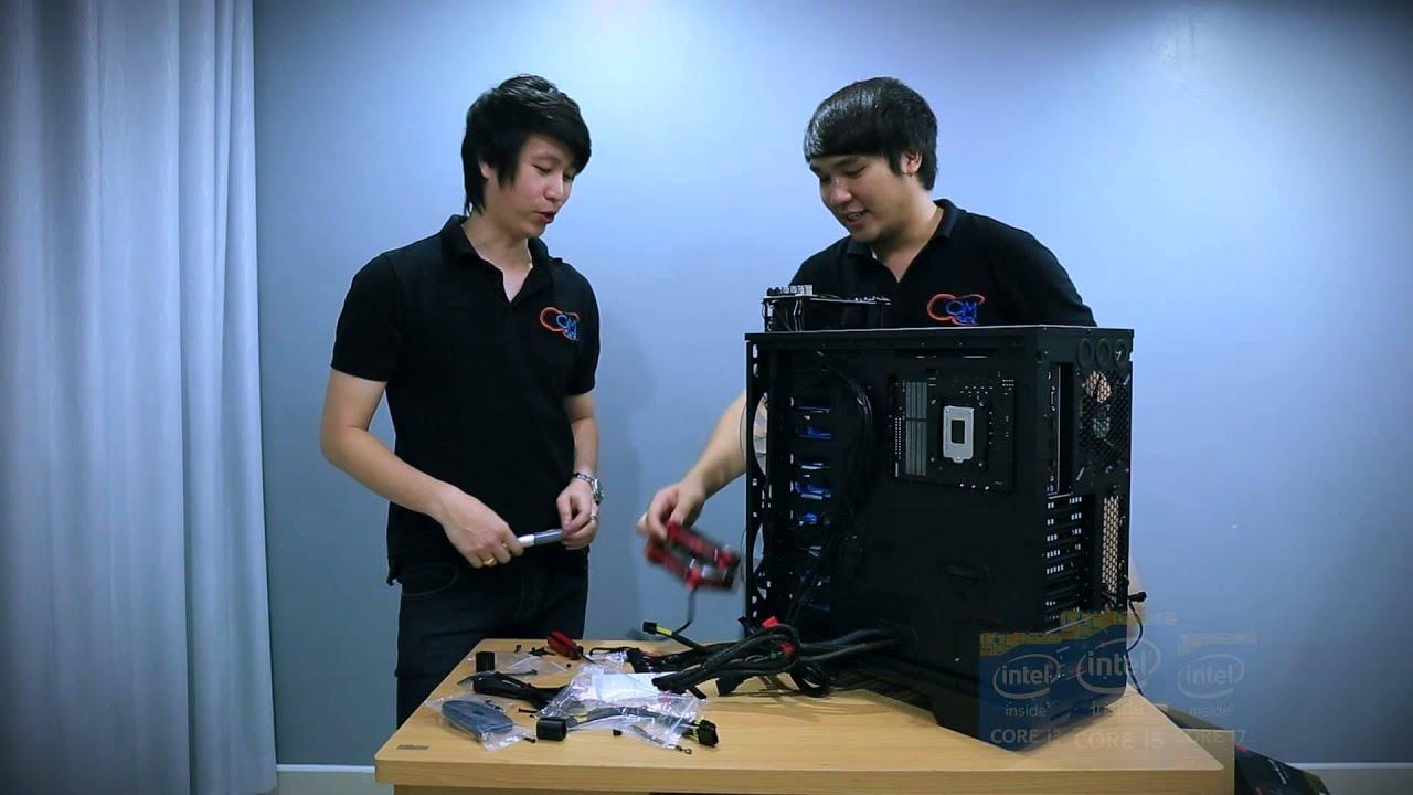 CompleteTV Special : Thermaltake Core V71 Computer Set [GIGABYTE Z97X Gaming 3 & I7-4770K]