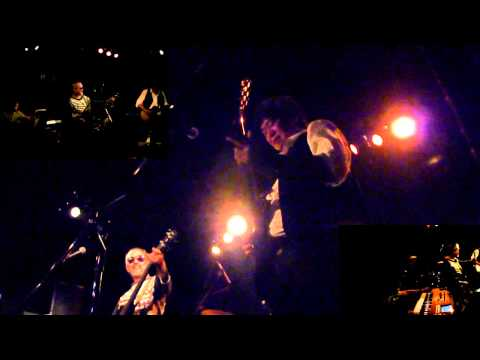 Opening Jam - Never In My Life (Mountain) - CABU Live at NAGOYA Goya-Moon 25Aug2012