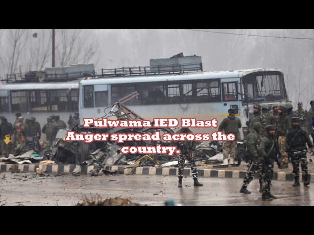 Pulwama IED Blast | CRPF Personals were Martyred | Defence Taiyari