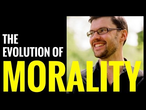 Is A God Necessary? The Evolution of Morality ~ with Dr Oliver Scott Curry