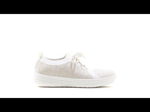FitFlop FSporty  UumlBERKNIT SlipOn Sneaker