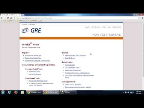 How To Report Gre Scores To Universities Easy
