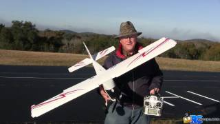 e flite timber flight review