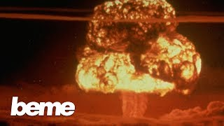 Atomic bombs destroyed this paradise