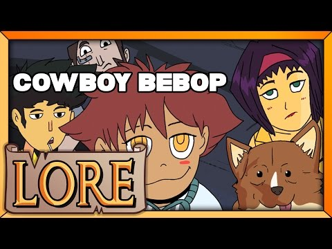 COWBOY BEBOP: See You Space Cowboy | LORE in a Minute! | Bebop Backstory | Octopimp | LORE
