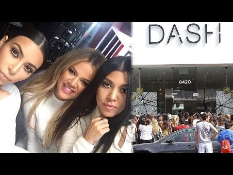 Kardashians SHUTTING DOWN All Dash Stores For This Reason