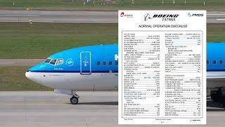 Tutorial (Deutsch) - Xplane 11 Standardboeing 737 - Cold and Dark Flug mit Checklist und ILS [TEIL1]