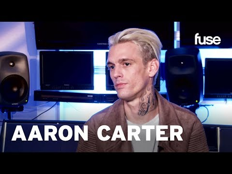 Aaron Carter On Regaining His Place In Music