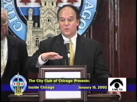 Peter Fitzgerald, United States Senator, Illinois