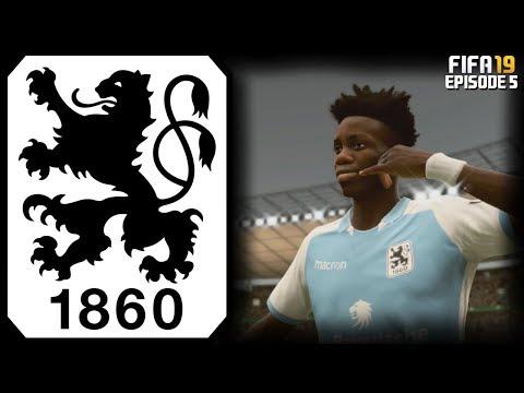 FIFA 19 CAREER MODE 1860 MUNCHEN RTG - #5 ULTIMATE UNDERDOGS!!