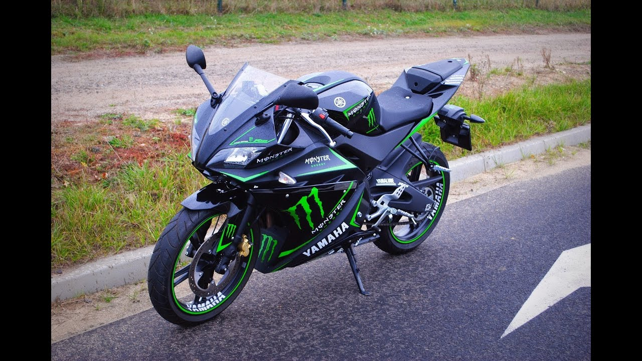 Yamaha Yzf R Youtube