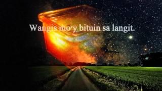 Danilo Santos - O ILAW (with Lyrics)