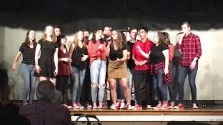 Light On: Redline A Cappella Retreat Concert 2019