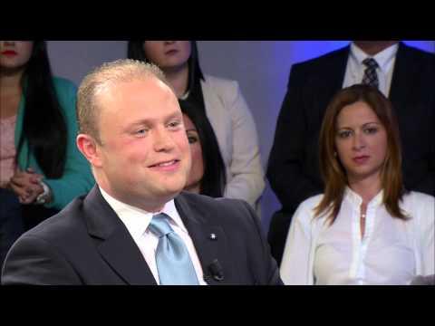 Reporter •Joseph Muscat and Simon Busuttil (2)
