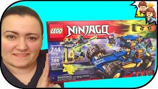 LEGO Ninjago Jay Walker One 70731 Review - BrickQueen