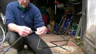 How To - Replace Repair broken tent poles - Personal Vlog - New tent update