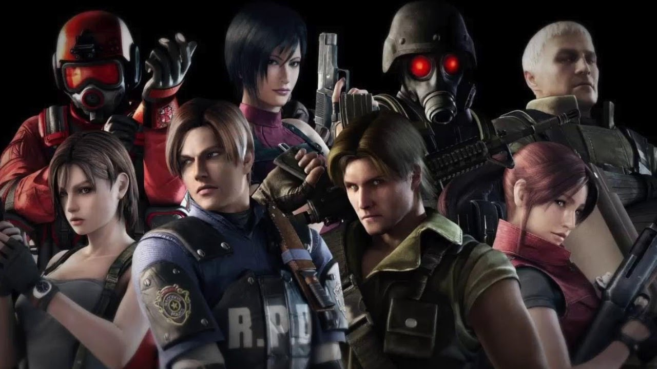 Top 10 Resident Evil Characters Watchmojo Com
