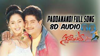 Paddanandi premalo Mari 8D Audio||Student Number 1 8D songs||Sai creations