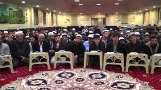Suffe Kuran Kursunda Son Hadis Dersimiz (Dr Muhammed Osman Zeyn)