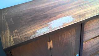 Rob's In Home Furniture Repair 1960 Modern Dining Table And Sideboard