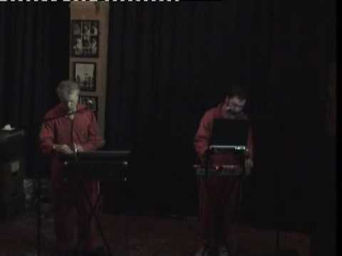 Komputer - Satin Traffic (Live in Brighton 2007)