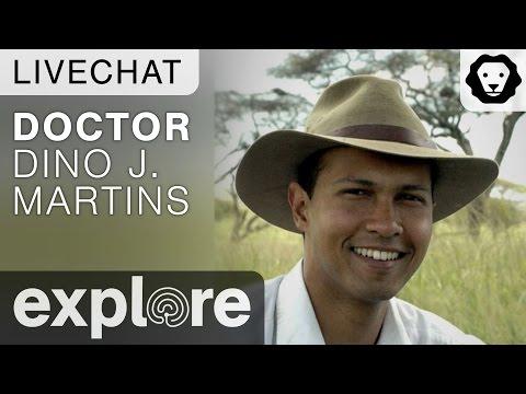Dr. Dino J. Martins - Africa Live Chat 09/27/16
