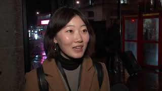 Interviews after day one of World Chess Championship 2018
