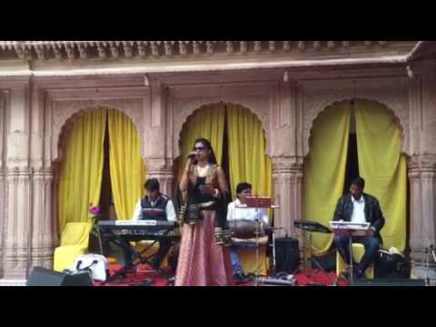 Best female singer in jaipur Rajasthan