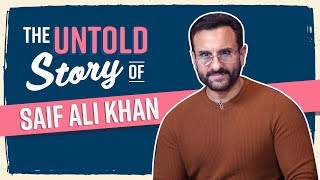 Saif Ali Khan's UNTOLD Story: Battling rejection, family pressure, casting couch & mean comments