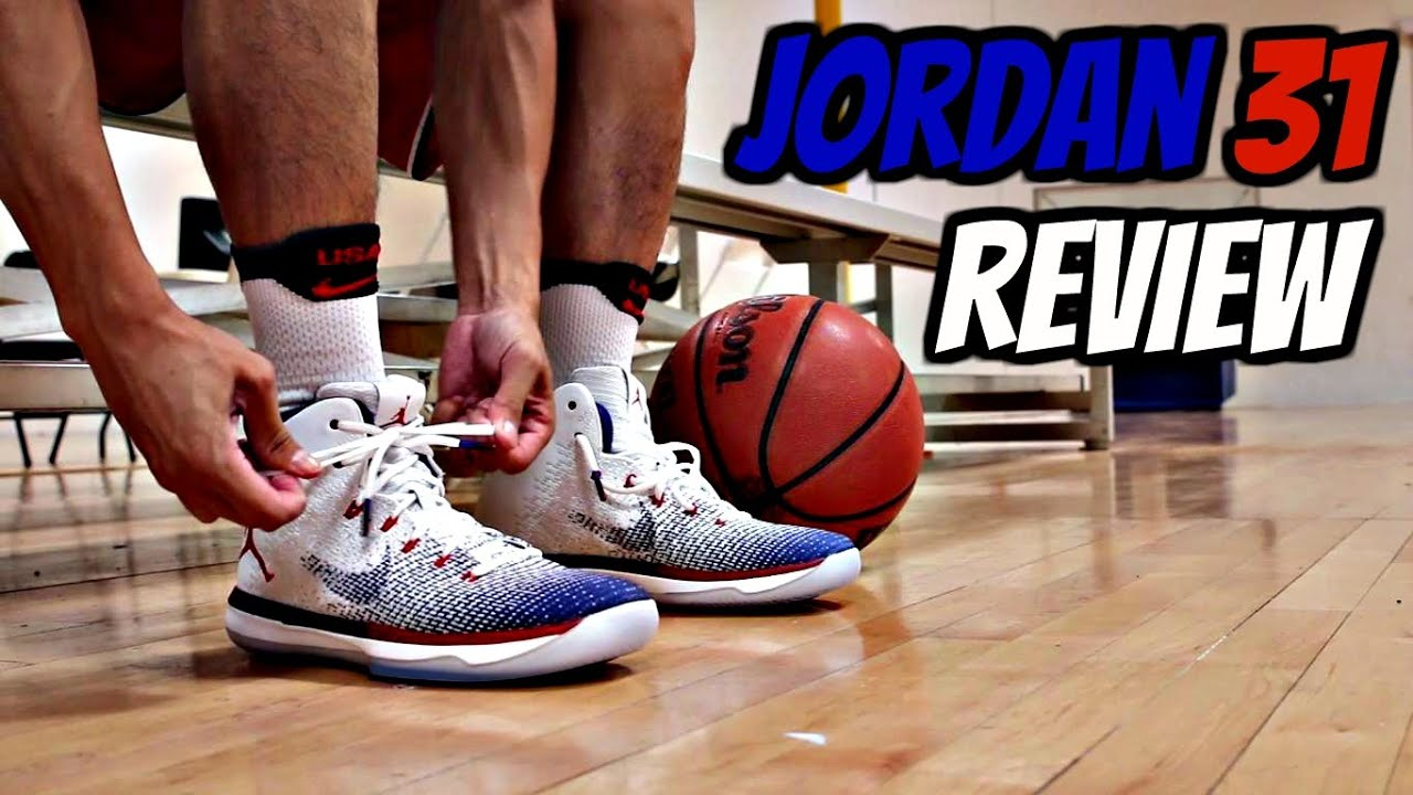 Jordan Xxxi 31 Performance Review Youtube