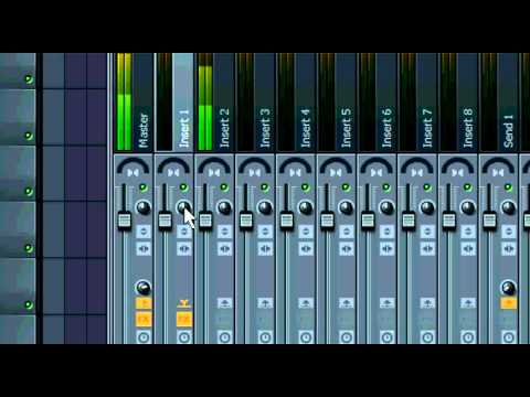 Metallica zing on FL Studio: Simple way to mix with Stereo Guitars