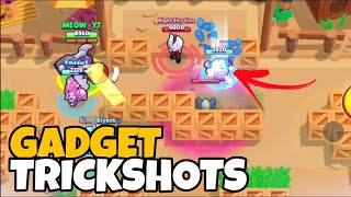 Insane Gadget Plays And Trickshots In COMMUNITY MAP!!
