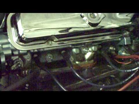 70 Pontiac LeMans Header Install - YouTube
