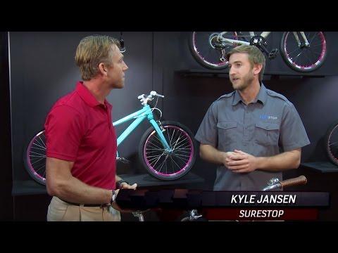 SureStop braking technology featured on NBC Universal Sports