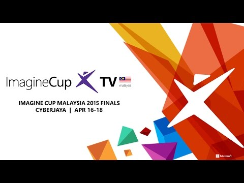 Imagine Cup Malaysia 2015 Finals