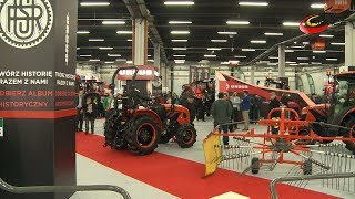 Imponujące Agrotech i Las - Expo – ITV Kielce